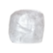 Potassium alum stone used in natural crystal deodorants