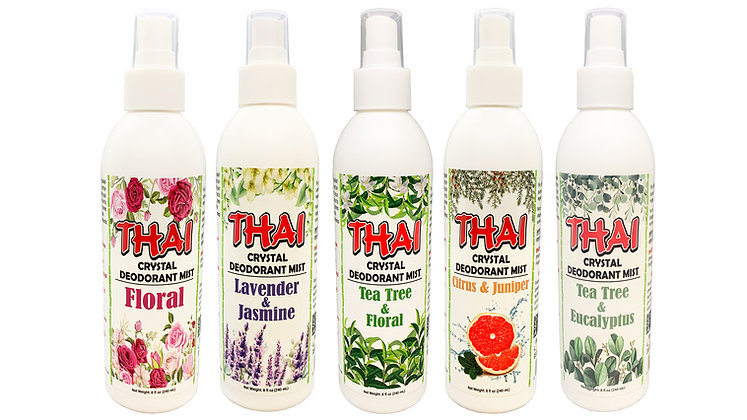 Scented Liquid Spray 8oz Family Pack (Plus FREE Unscented)