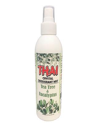 Thai™ Crystal Mist Body Spray (8 oz) Tea Tree & Eucalyptus