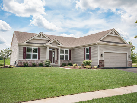 Two New Models Now Open at Huntington Ridge Estates in Harvard IL