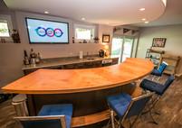 Add an open bar when you finish your basement