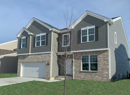 The Cambria Two-story - Now Completed and Move-in Ready in Bloomingdale IL