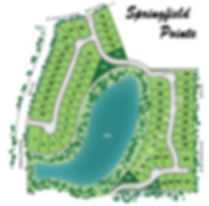 Springfield Pointe Bloomingdale Site Plan
