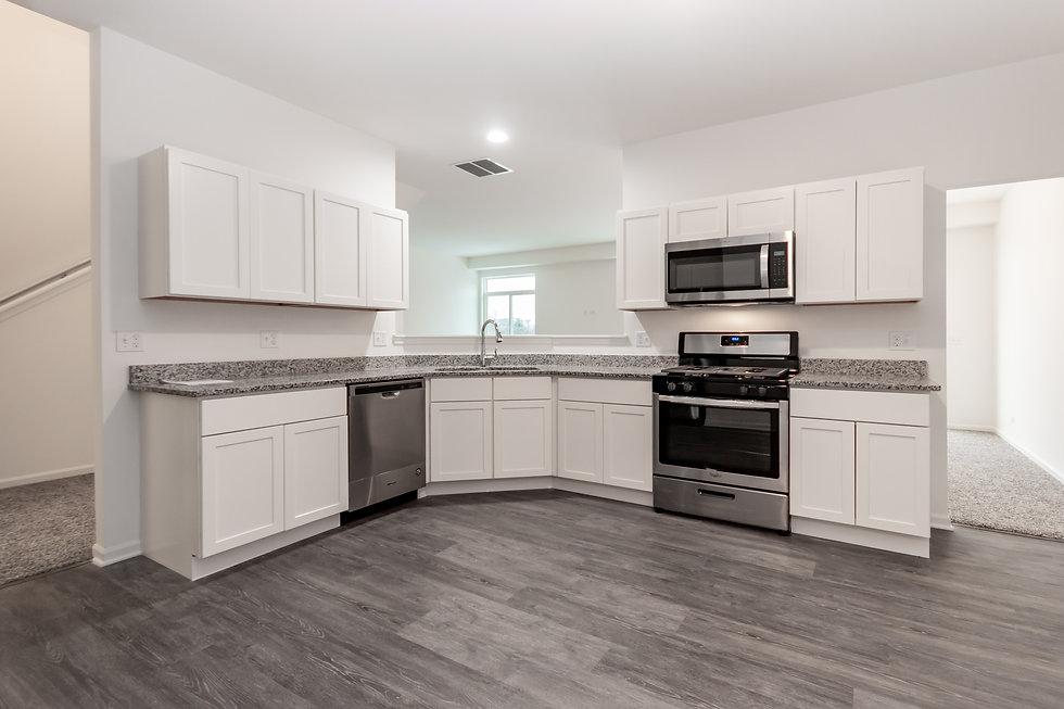 New Townhome Kitchen in Aurora, IL
