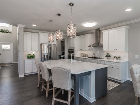 Each Home at Springfield Pointe Includes More Than $65,000 in Luxury Upgrades