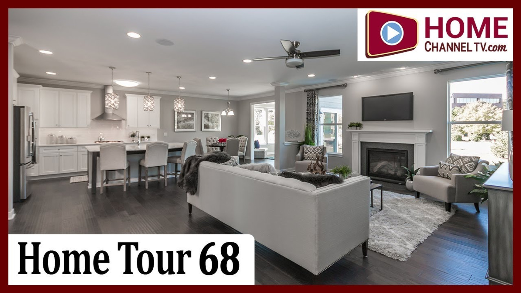 Springfield Pointe Model Tour