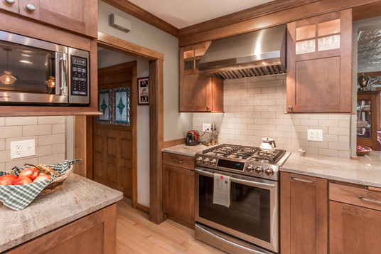 Farmhouse Kitchen Renovation New Applian