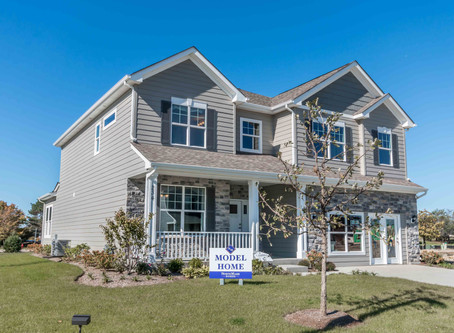 Decorated Model Now Open in New Bloomingdale, IL Residential Community