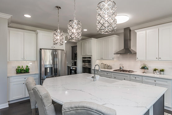 New Home Kitchen in Aurora IL