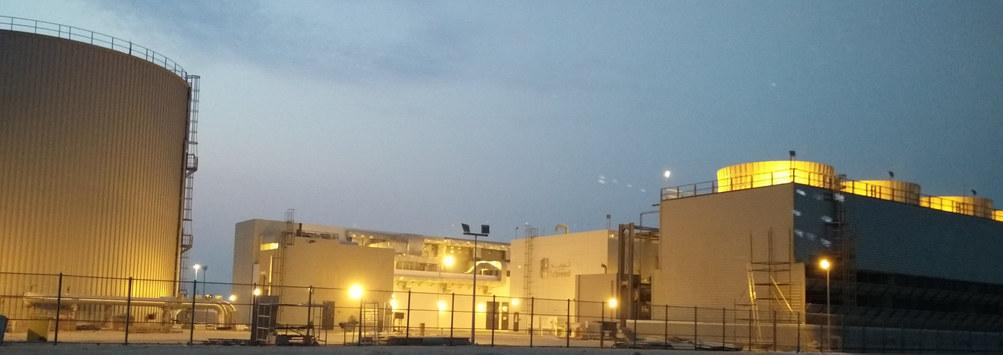 35,000 RT District Cooling Plant | Dubai Parks & Resorts