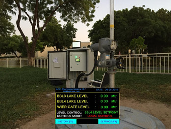 Lake Level Monitoring and Control Systems | Emirates Living
