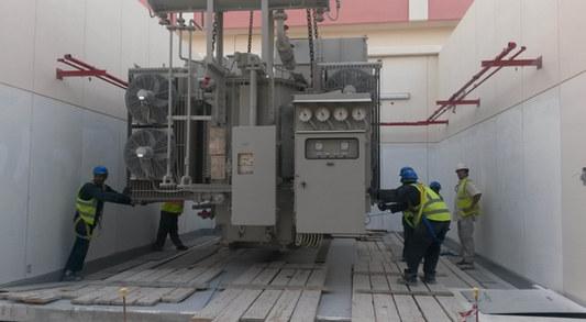 80MVA 33/11kV Primary Substation | Al Rahba