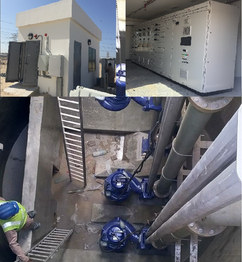 Storm Water Lifting Station | Jebel Ali