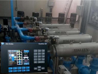 Irrigation Pumping Station | Arabian Ranches