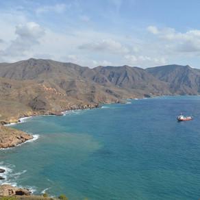 Un mes, un lugar. Agosto, la costa entre El Portús y La Azohía