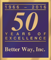 50+ years of excellence.
