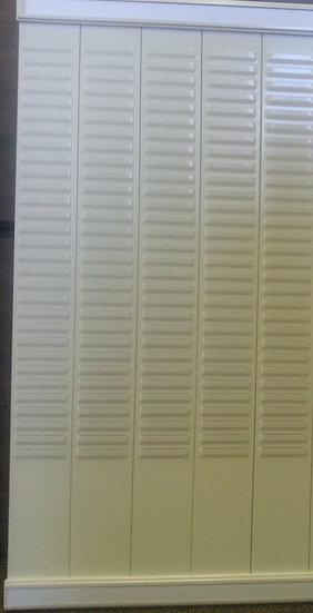 2550BG- #2 size T-card rack, 250 card capacity