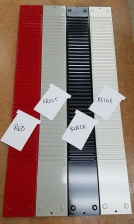 340 STRIP- #3 size, 40 slots (choose color)