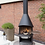 Thumbnail: Girse Outdoor Fireplace and BBQ