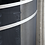 Thumbnail: Garden Trading Steel Silver Bretforton Firescreen Small