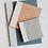 Thumbnail: Utility Notebook - Medium - Plain - Pink