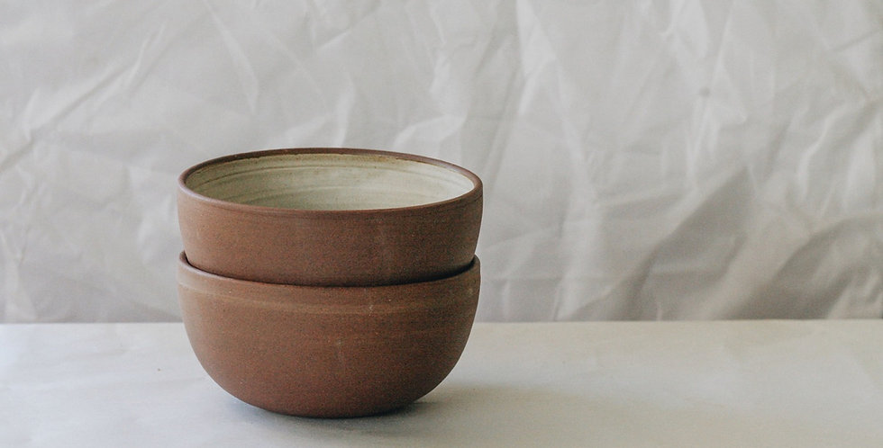 Breakfast Bowl - Rust