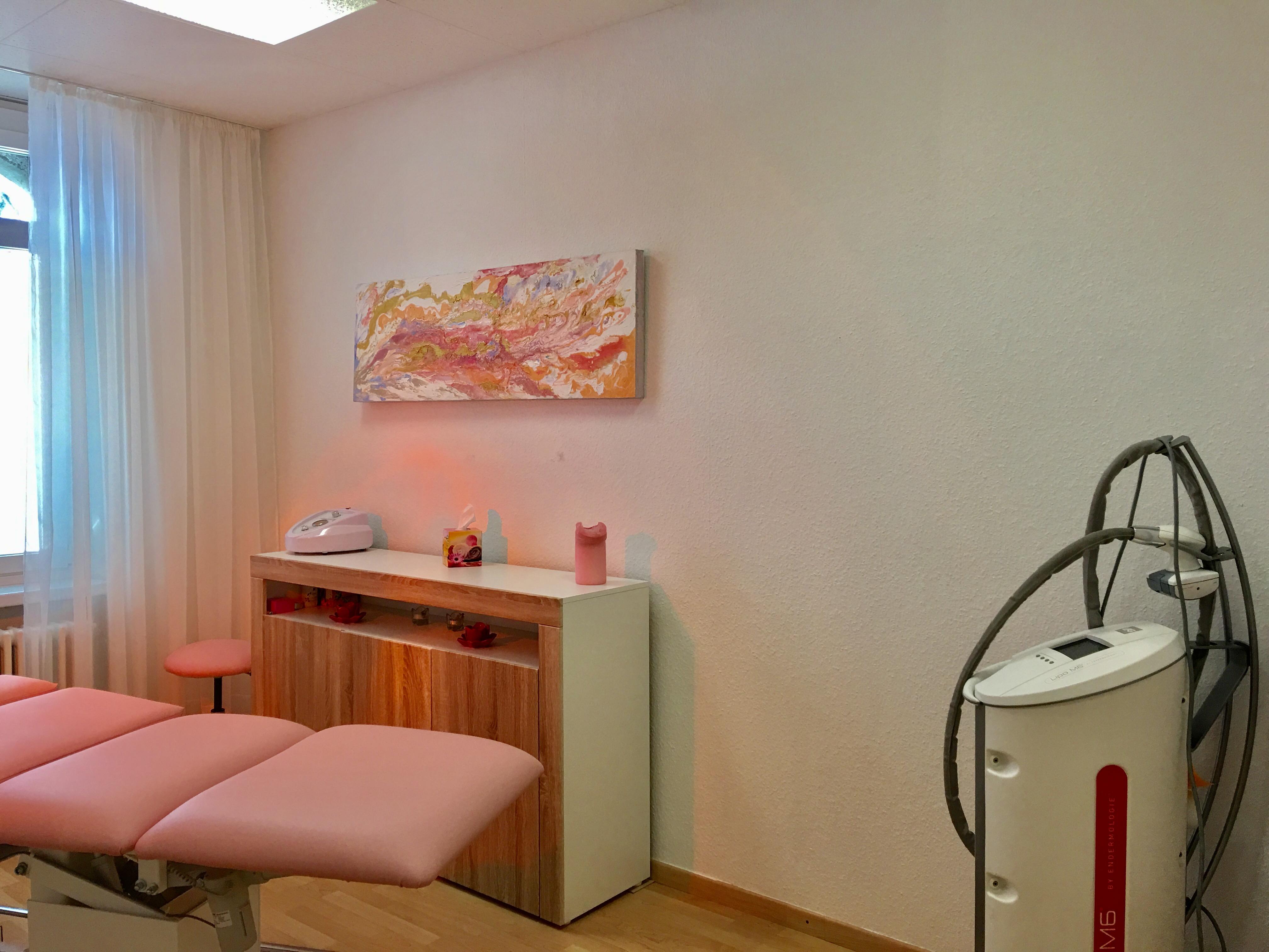 Новая комната в Цюрихе