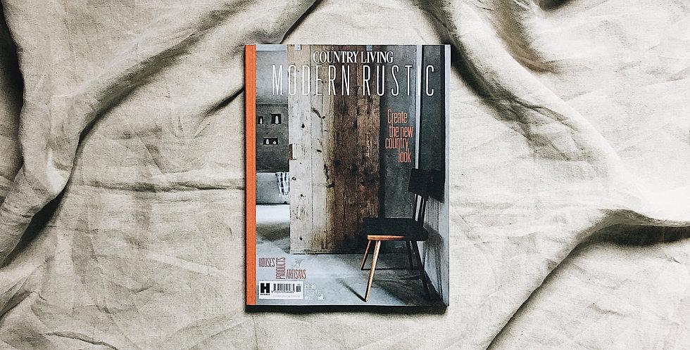 Modern rustic - volume 11 biannual bookazine