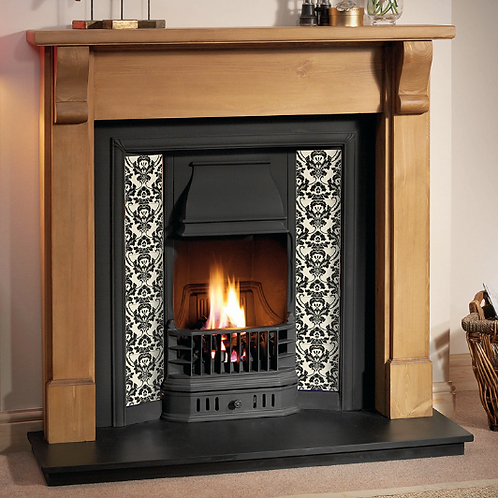 The Wingfield 48″ Mantel by Capital Fires