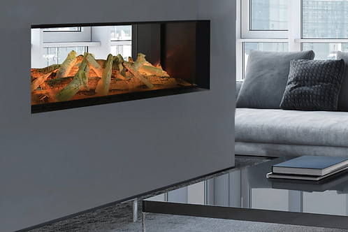 Lindstrom Double-sided by evonic fires