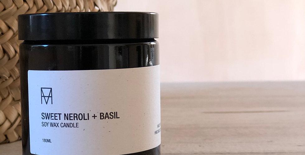 Sweet neroli and basil