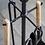 Thumbnail: Garden Trading Metal Jutland Fireside Tool Set