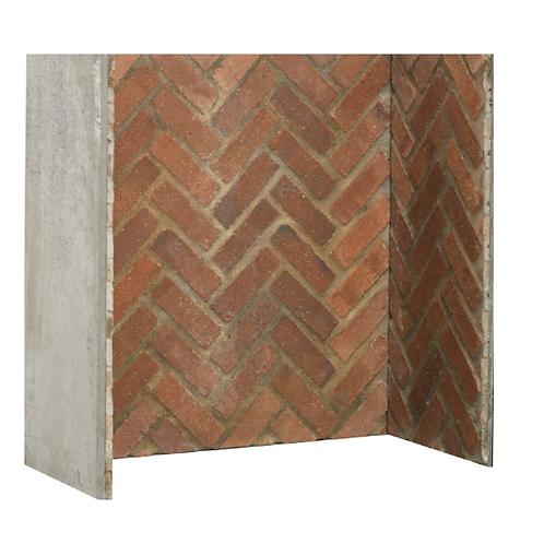 Rustic Herringbone Chamber