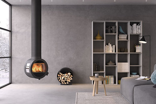 ME Wood Burning Stoves by Nordpeis