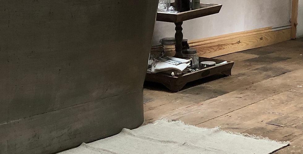 Lovely Linen - Rustic Linen Bathmat