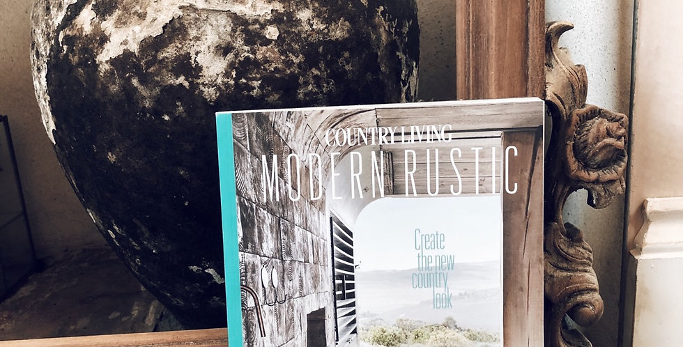 New - Modern Rustic -  issue 17