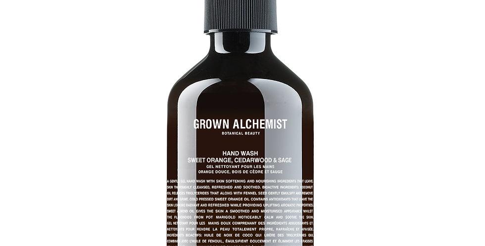 Grown Alchemist Handwash - Sweet Orange, Cedarwood & Sage - 300ml