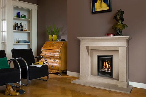 Unica 2 40 Gas Fire by Bellfires
