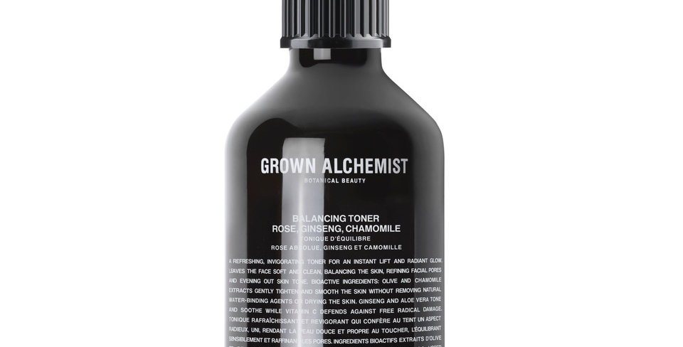 Grown Alchemist Balancing Toner-Rose Ginseng and Camomile