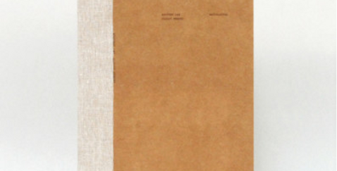 Utility Notebook - Large - Plain Pages - Kraft