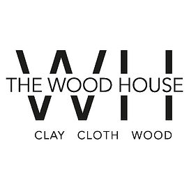 The Wood House clay cloth wood block Bla
