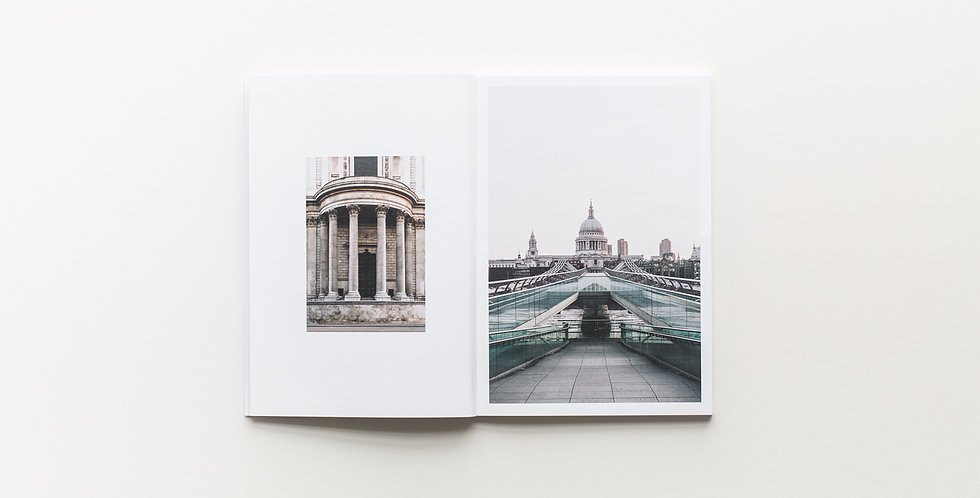 CEREAL LONDON GUIDE BOOK