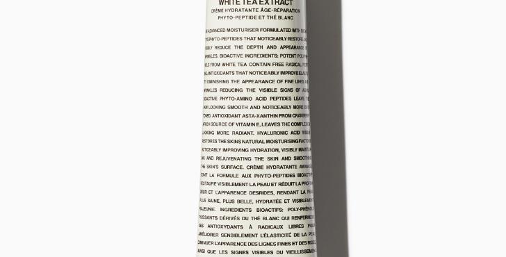 Age-Repair Moisturiser Phyto-Peptide, White Tea Extract