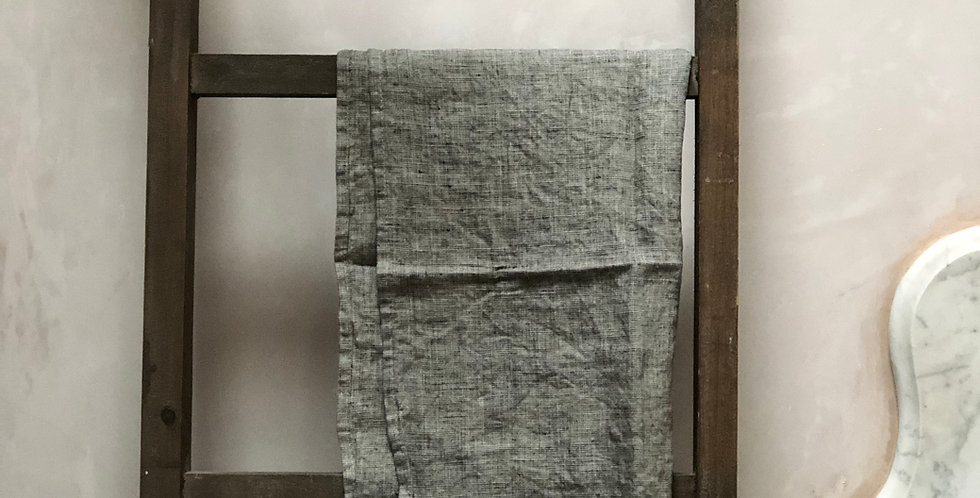 Lovely Linen - Towel - chambray - guest/hand