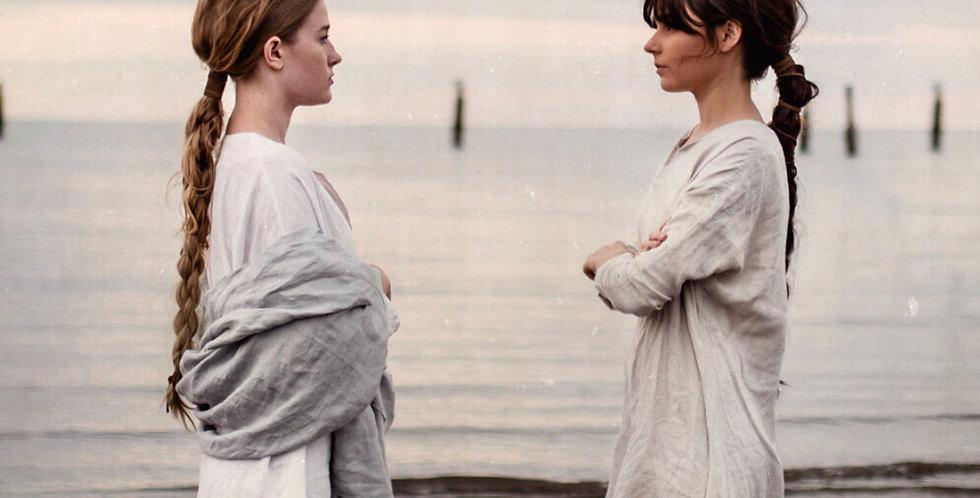 Handmade Linen Tunic