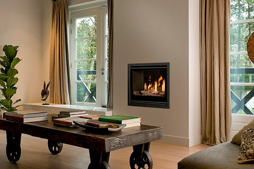 Unica 2 70 Gas Fire by Bellfires