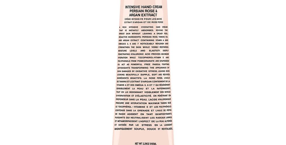 Grown Alchemist Intensive hand cream Persian Rose Argan Extract - 65ml