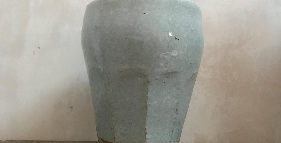 Handmade beaker grey