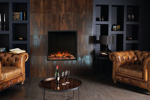 eReflex 75R Inset Electric Fires by Gazco