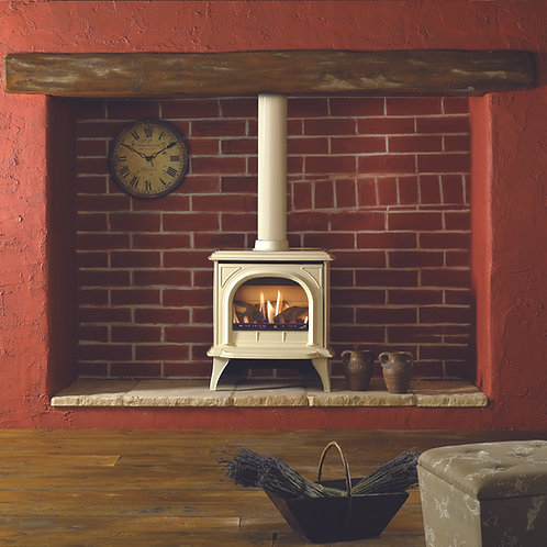Huntingdon 30 Gas Stove by Gazco